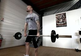 circuit training MMA Force endurance JESS LIAUDIN