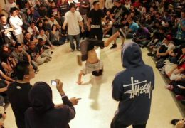 Claws Out II (Seattle) – Bboy/Bgirl competition Highlights