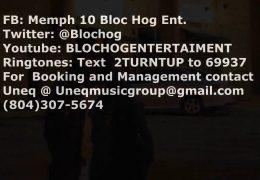 Memph 10 GO GET IT Official Promo Tour Video