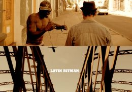 LATIN BITMAN from the back HD