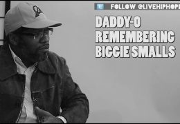 DADDY O remembers Biggie Smalls