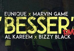 BESSER RMX LIVE EUNIQUE x MARVIN GAME x AL KAREEM x BIZZY BLACK x DJ JEWELZ
