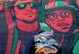 Die ATCQ Wandgemlde von RIKO amp EAZY