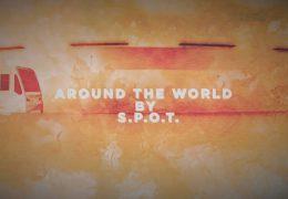 S.P.O.T auf der ganzen Welt Official Lyric Video