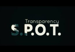 S.P.O.T. Transparency Official Lyric Video