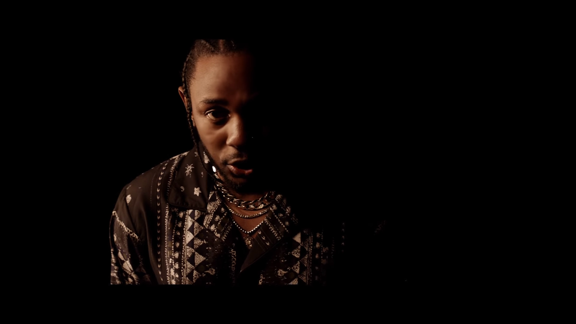 """Kendrick Lamar explores the Highs and Lows of """"Love"""" in his recently released video."""