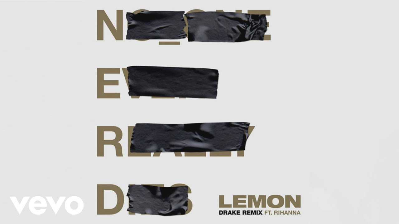 N.E.R.D, Rihanna - Lemon (Drake Remix - Audio) ft. Drake