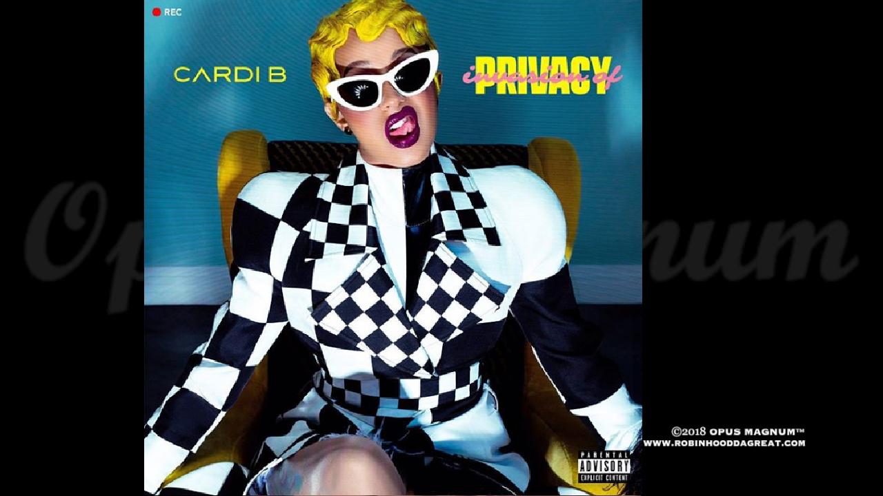 "Cardi B  ""Invasion Of Privacy"" Studio Sessions"