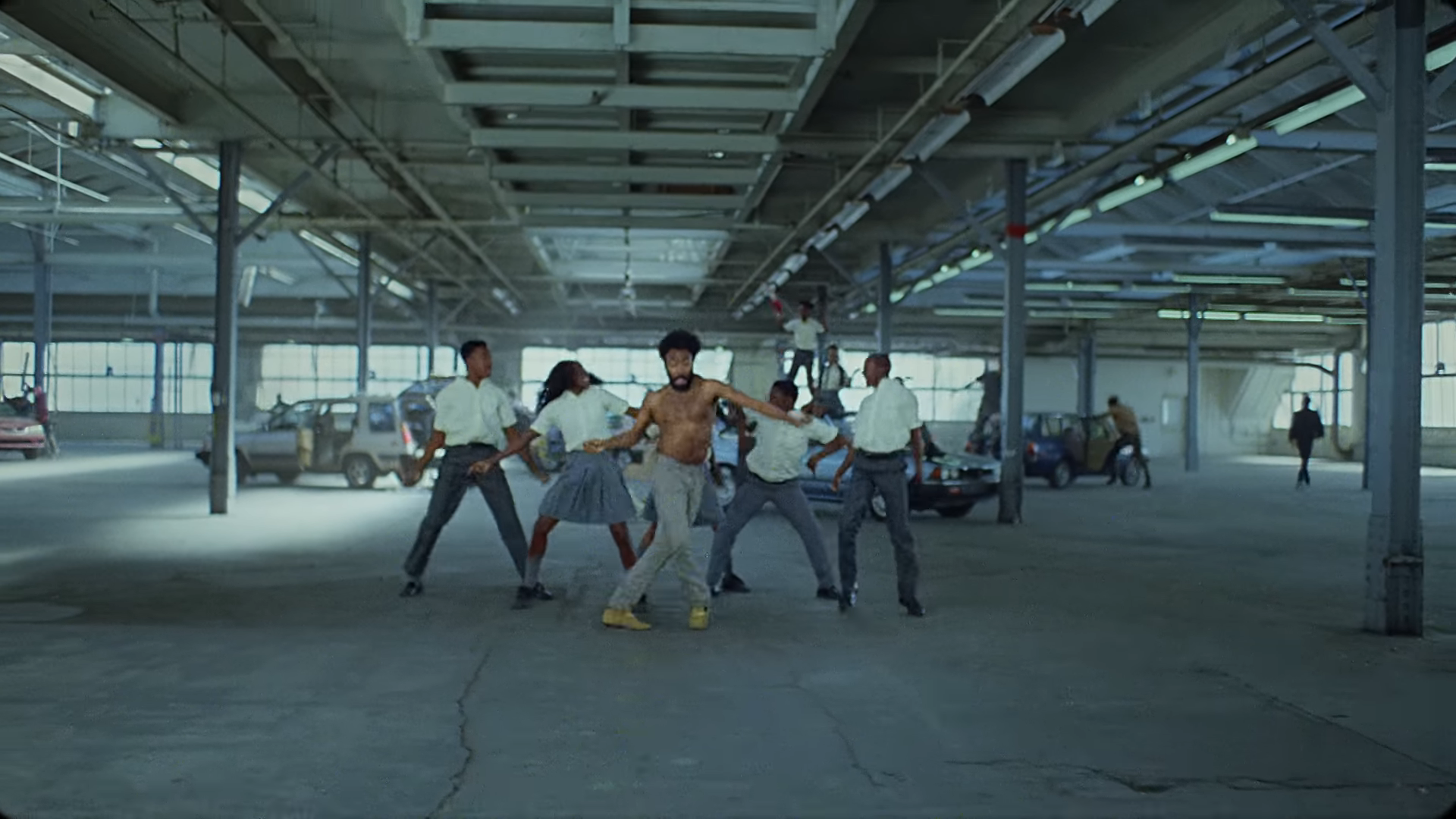 "Why ""This is America"" Reached number 1"