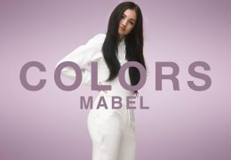 "Mabel performs ""Ivy"" for COLORS"