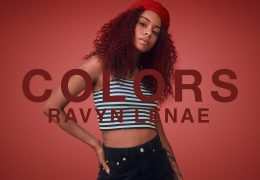 "Ravyn Lenae Offer a rendition of her single ""Sticky"" at COLORS Studios"