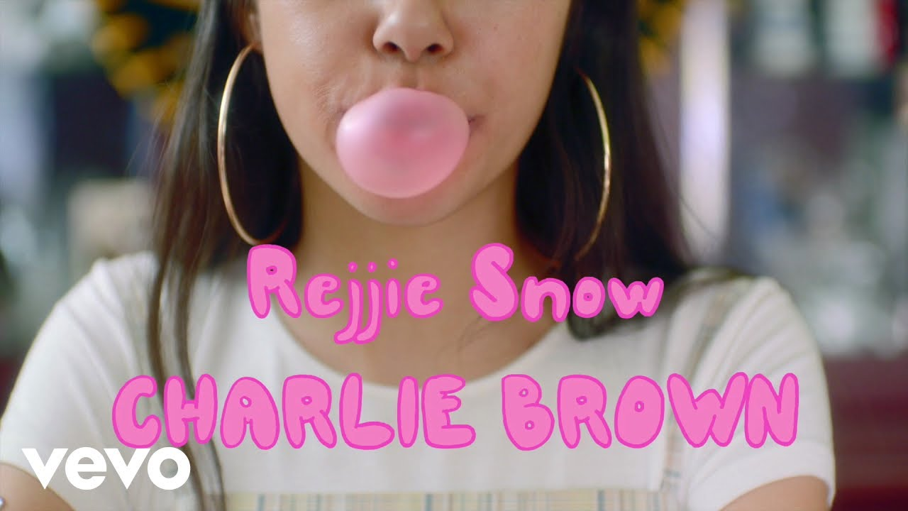 "Rejjie Snow Shares a New video for ""Charlie Brown"""