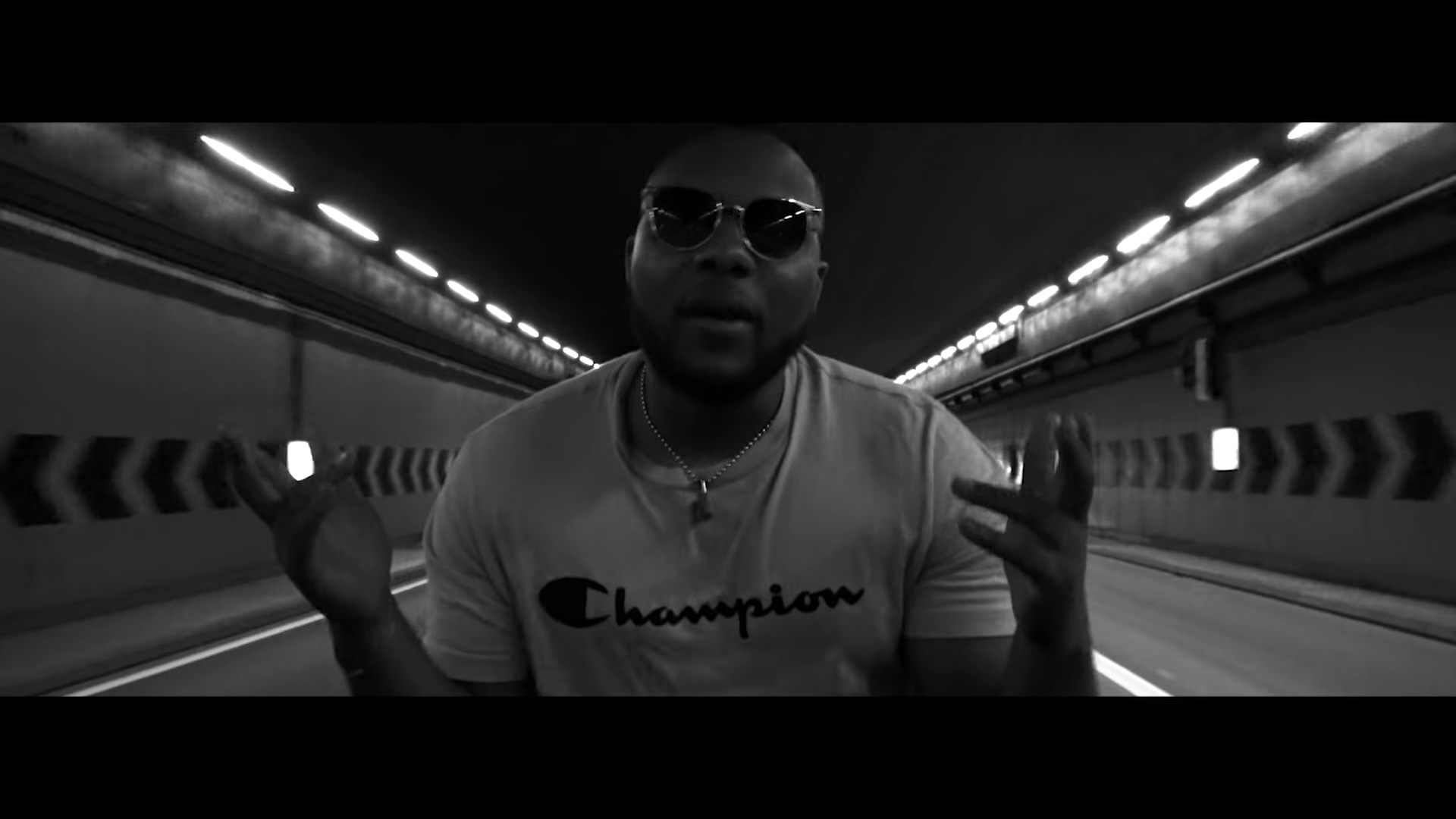 Melvillous returns with a visual for Rocket Man
