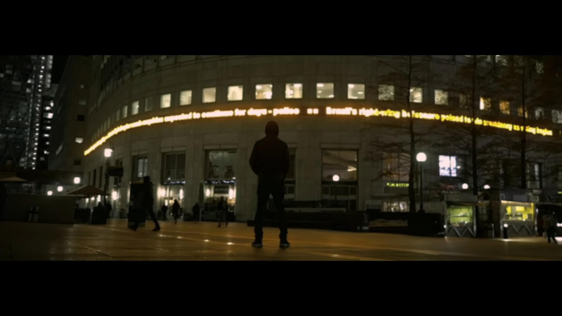 "Screenshotter ReeceWestTheOneMusicVideoLinkUpTV 0'13"""